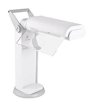 OttLite OTL13MAGWT-SHPR 13-watt Magnifier Task Lamp, White - Desk ...