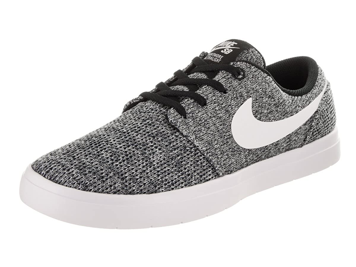info for 0a7e7 fdad0 Amazon.com  Nike SB Portmore II Ultralight Mens Skateboarding Shoes (10  D(M) US)  Fashion Sneakers