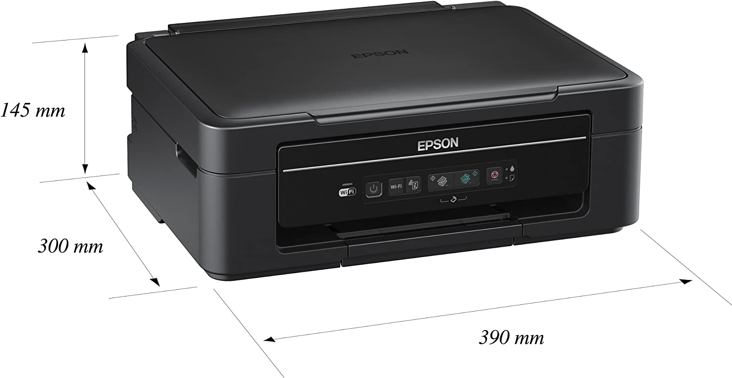 Epson Expression Home Xp 205 Colour Inkjet All In One Amazon Co Uk Electronics