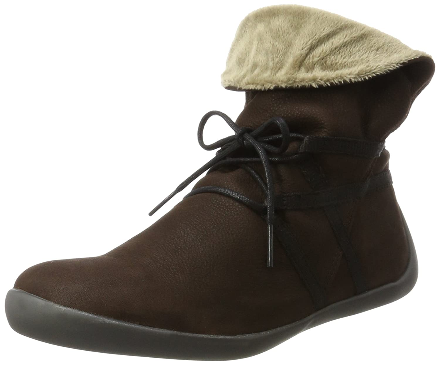 Softinos Nup410sof Brown Smooth, Nup410sof Bottes Souples Souples Femme Marron (Dk Brown 004) 16f9f34 - robotanarchy.space