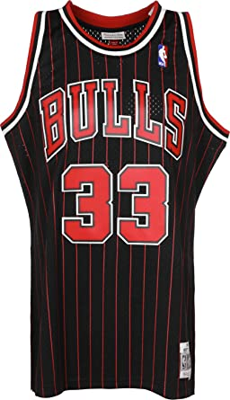 Mitchell   Ness Swingman Chicago Bulls Pippen débardeur  Amazon.fr ... a97044767213