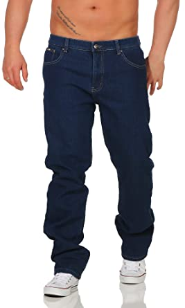 2085b346eb2a0 BEZLIT Herren Thermo-Hose Jeans-Hose Stretch Winter-Hosen gefuttert Regular  Fit 22893