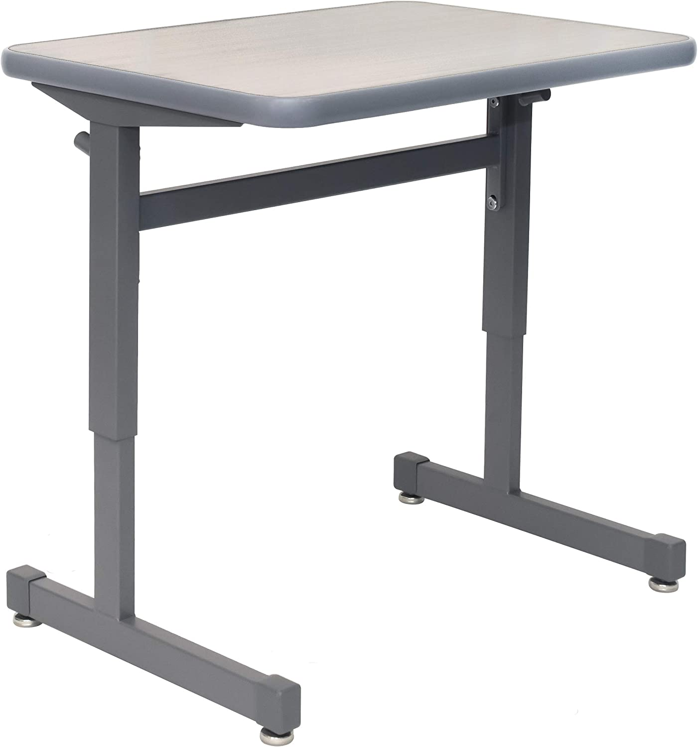Cerulean Blue Smith System OODLE31 Oodle Active Seating Adjustable Height Stool