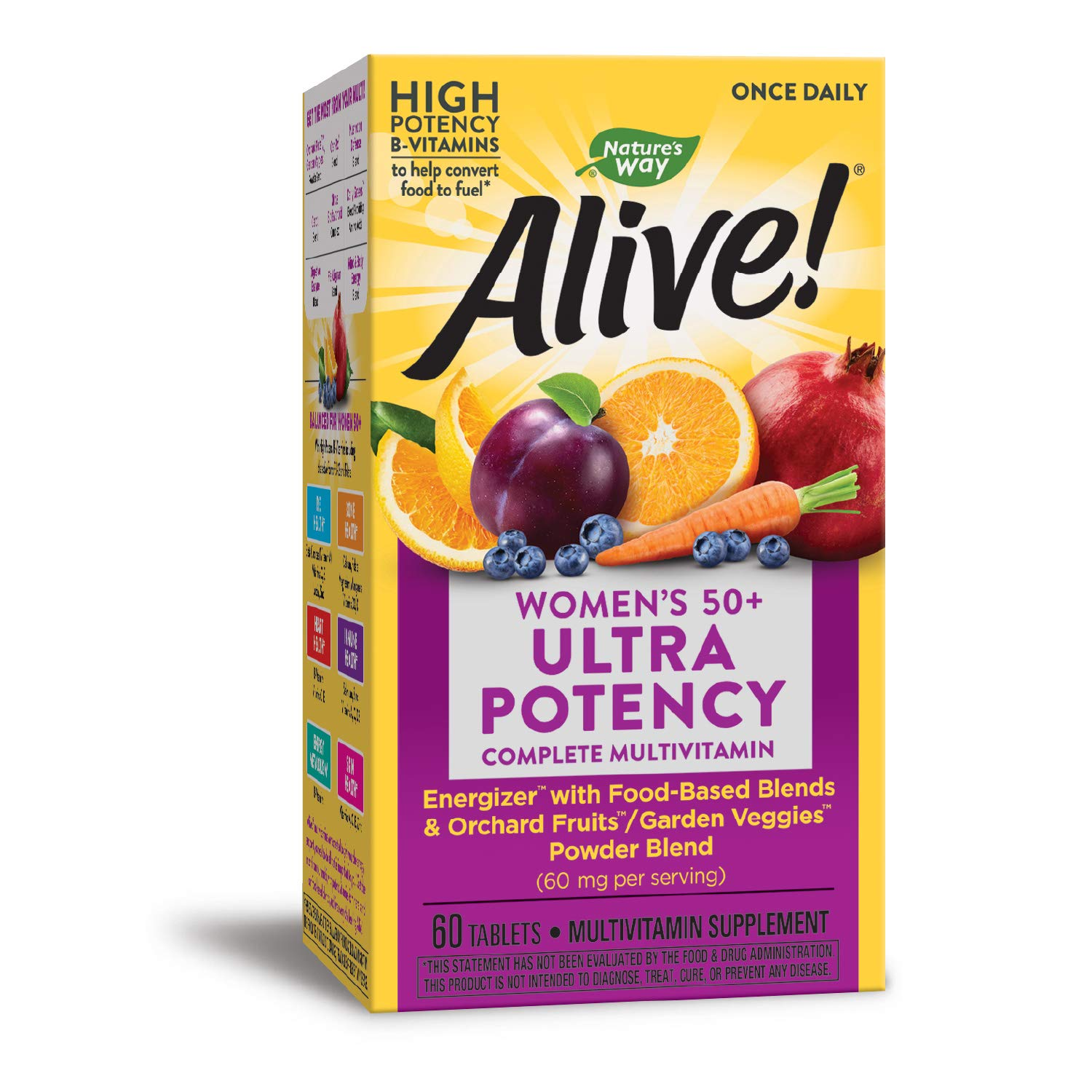 Nature's Way Alive! Once Daily Women's 50+ Multivitamin