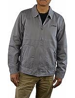 Alpinestars Men's Serjac Cotton Serrvice Jacket, Medium, Platinun