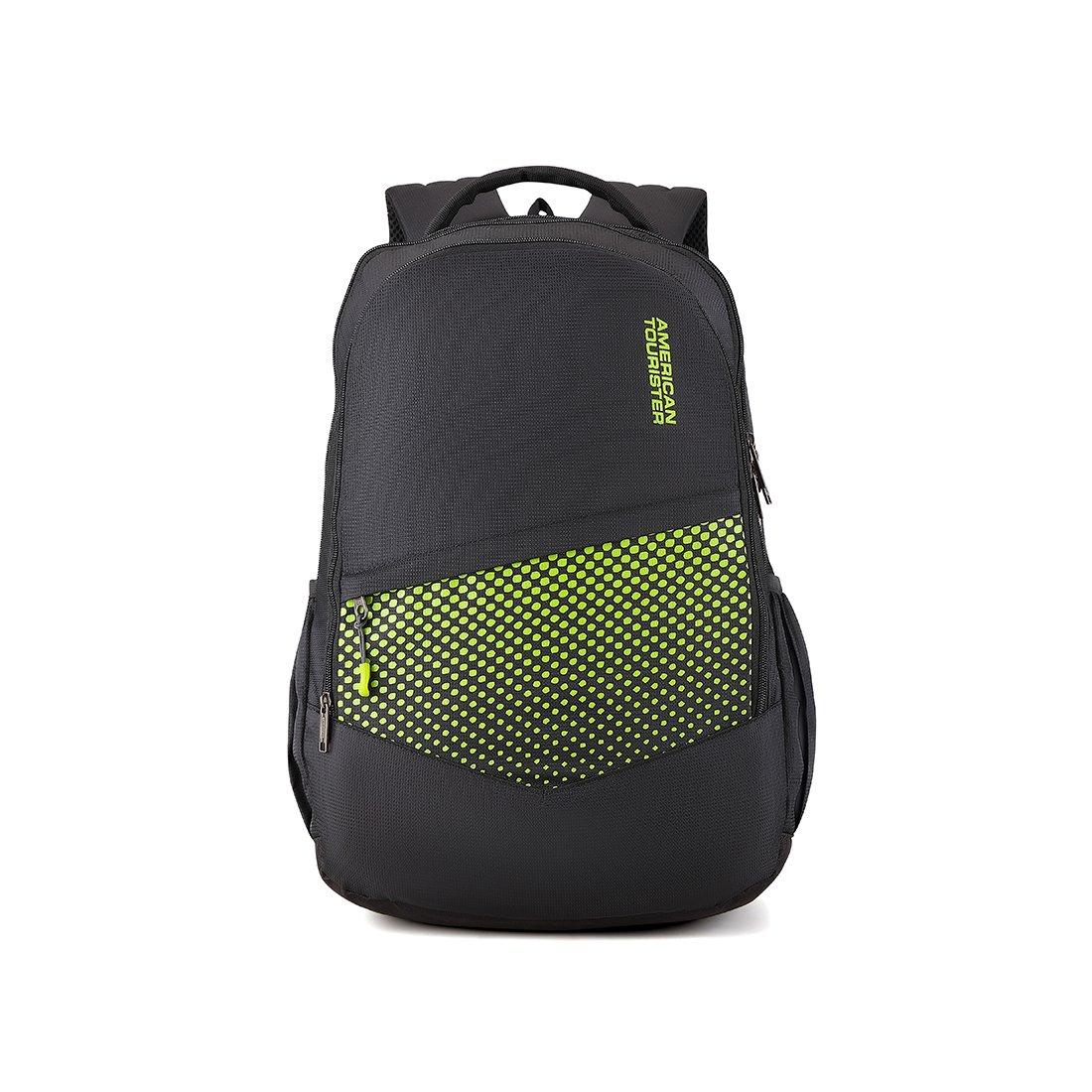 American Tourister 29.5 Ltrs Black Casual Backpack (AMT Mist SCH BAG02 Black)