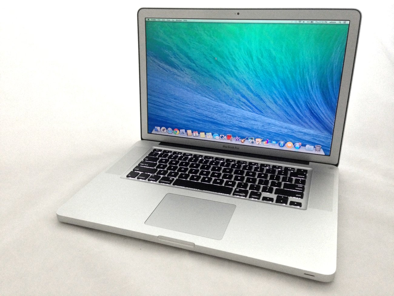 amazon com apple macbook pro 15 4 inch laptop intel quadcore i7 2 5