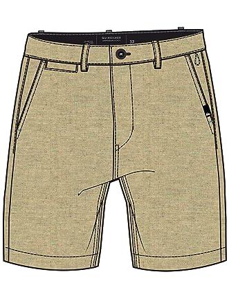 8292c1768e Amazon.com: Quiksilver Little Union NEP Amphibian Boy 14 Walk Short:  Clothing