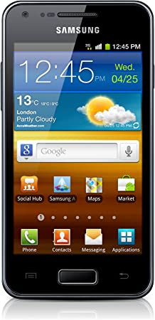 Samsung Galaxy S Advance - Smartphone libre Android (pantalla 4