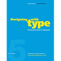 Designing with Type: The Essential Guide to Typography: WITH Online Resource