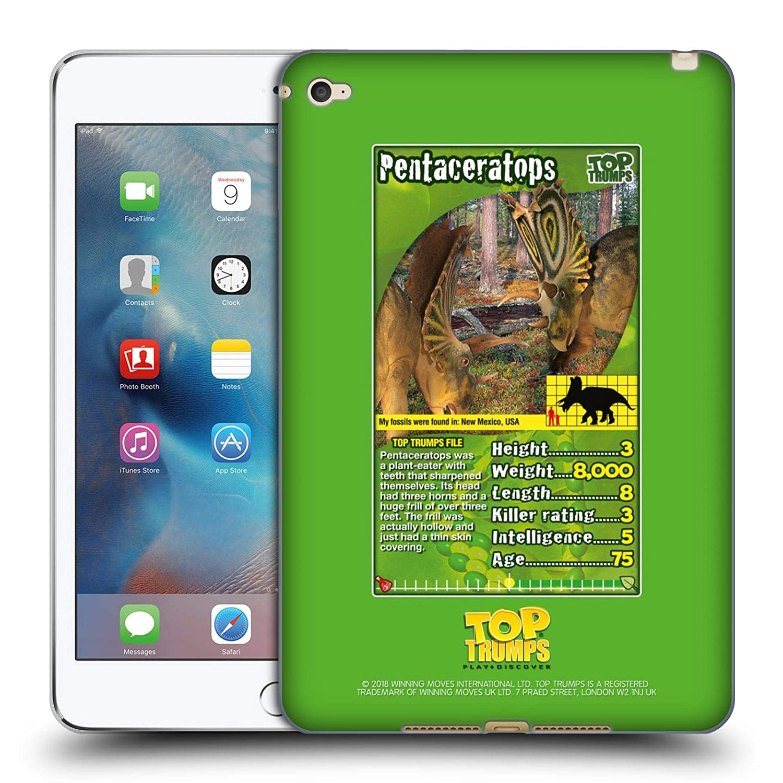 Amazon com: Official Top Trumps Pentaceratops Dinosaurs Soft Gel