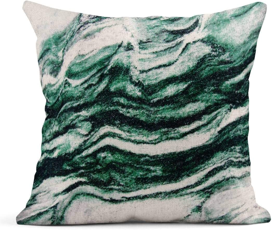 Zome Lag Throw Pillow Covers Gray Abstract Green Marble Architecture Bathroom Elegance Floor Granite Cushion Cases Home Decorative Pillowcases Amazon Co Uk Kitchen Home