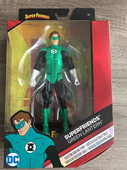 DC Comics Multiverse Superfriends Green Lantern Exclusive Action Figure 6 Inches