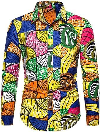 Poachers Camisas Hawaianas Hombre feas Camisas Hombre ...