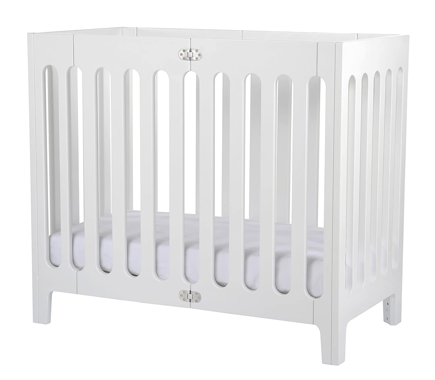 Blanc Coco Bloom Alma Mini Lit Enfant