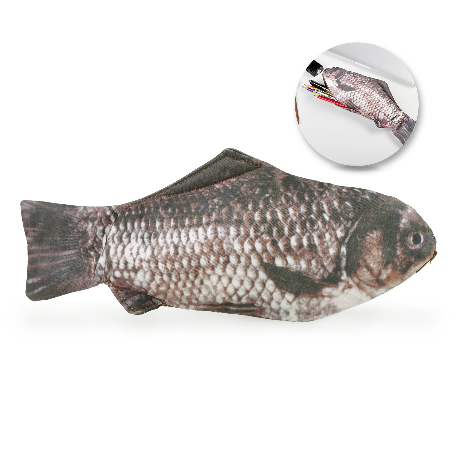 Kespekerere Pencil bag Fish
