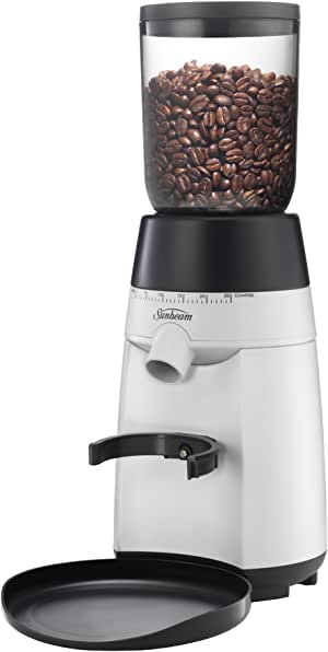 Sunbeam Conical Burr Grinder, Grey