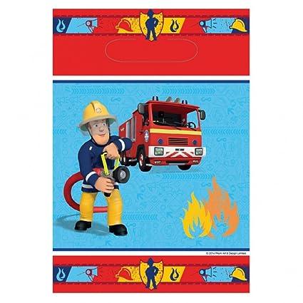 Bomberos de cumpleaños fiesta Set de bomberos fiesta ...