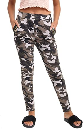 380f02179008e Candid Styles Womens Ladies Camouflage Army Skinny Slim Fit Ladies Leggings Pants  Jeggings 8-14: Amazon.co.uk: Clothing
