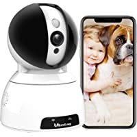 Security Camera,Vimtag Wireless Home Security Camera 1080P Pan/Tilt/Zoom WiFi Home Indoor Smart Camera for Baby/Pet…