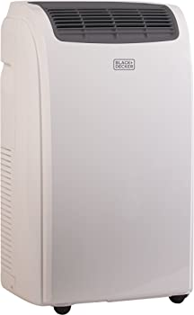 Black + Decker 10,000 BTU BPACT10WT Portable Air Conditioner