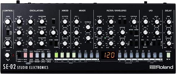 Roland Analog Synthesizer SE-02