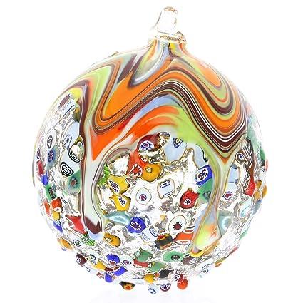Amazon.com: GlassOfVenice Murano Glass Venetian Mosaic Christmas ...