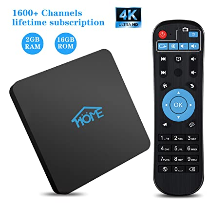 Amazon com: Arabic IPTV Box Receiver 2019 Newest with 1500+