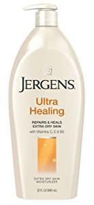 Jergens Ultra Healing Extra Dry Skin Moisturizer, 32 Ounces