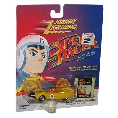 Johnny Lightning Speed Racer 2000 Mach 9: Toys & Games