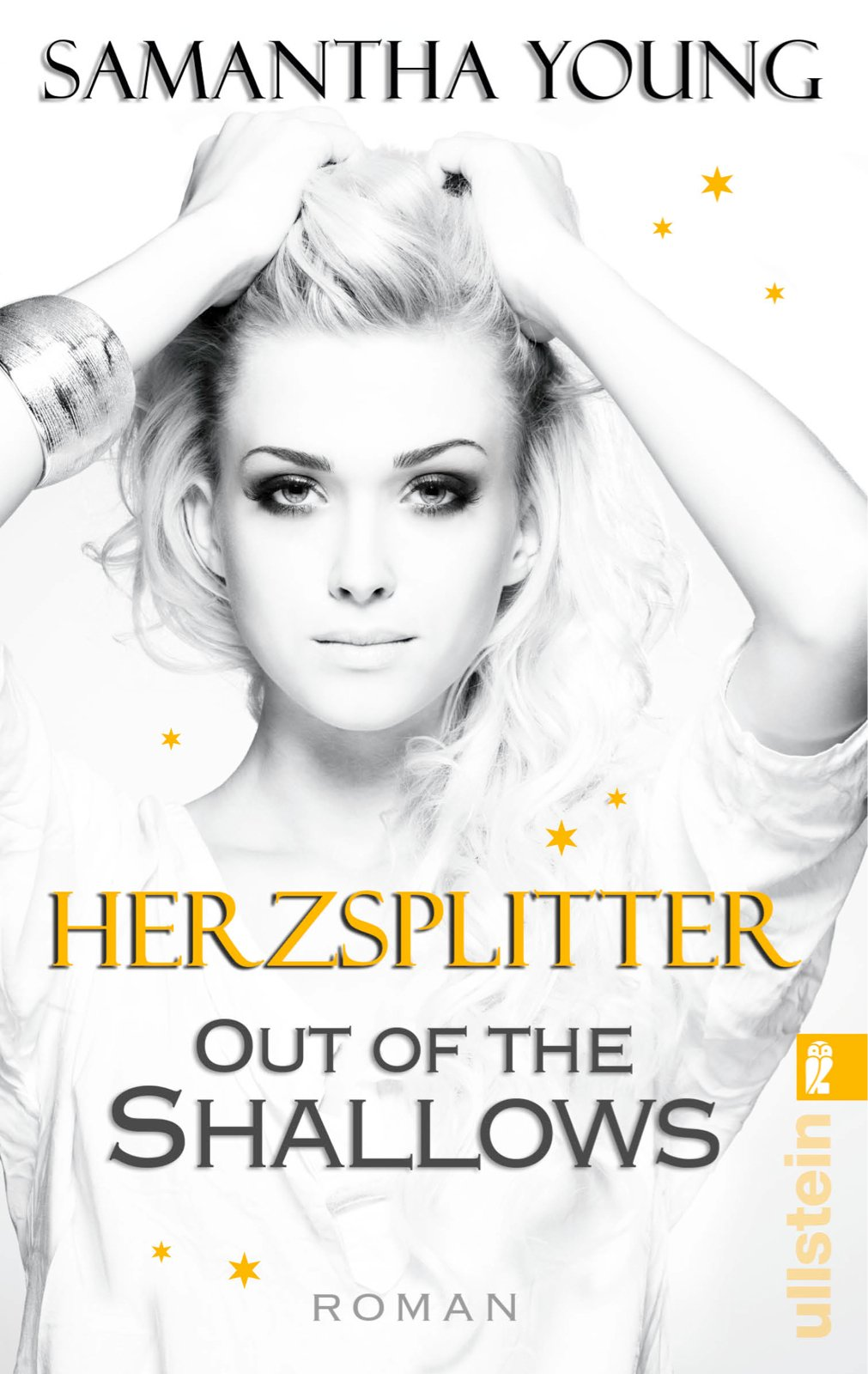 Out of the Shallows - Herzsplitter (Deutsche Ausgabe): Roman
