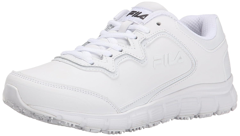 eaae83ab5c Fila Women's Memory Fresh Start Slip Resistant Work Shoe