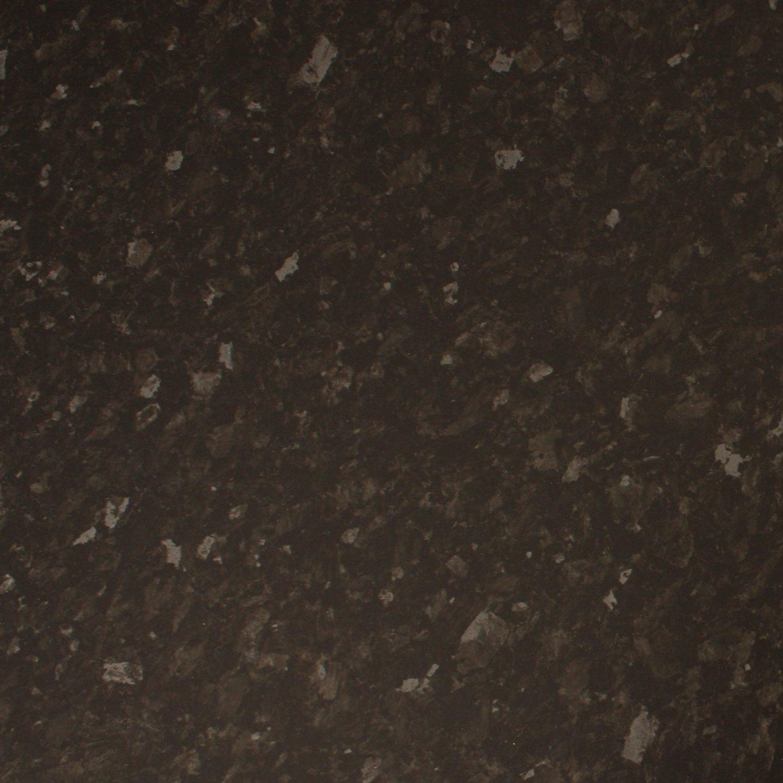 Black Granite Effect Laminate Kitchen Worktops - Nimbus (Edging Strip 1530mm x 45mm) WORKTOP EXPRESS