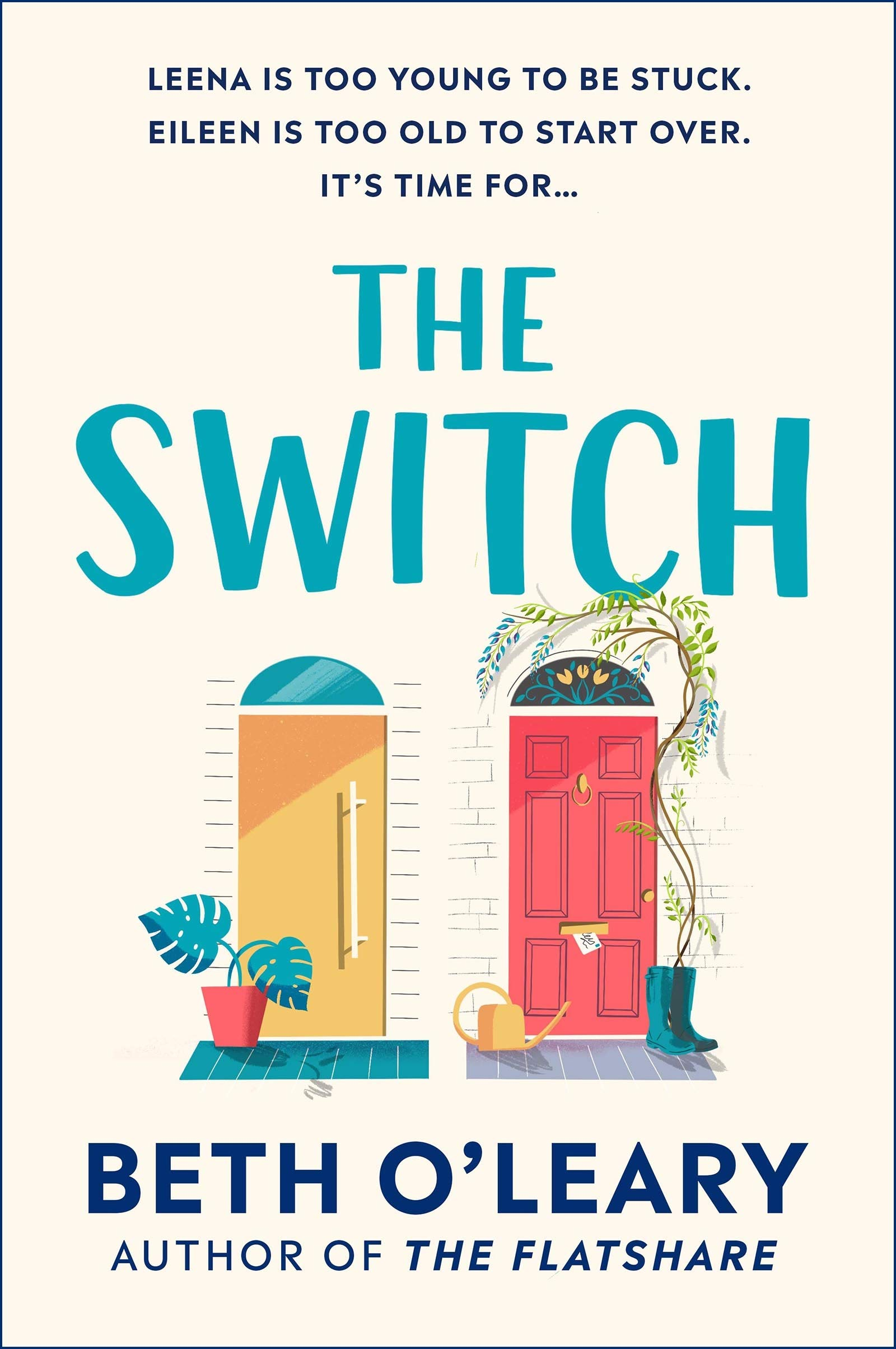 Image result for The Switch by Beth O'Leary