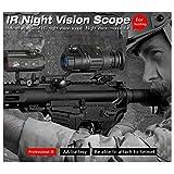 Hengyuanyi Day Night Vision 40X60 HD Optical