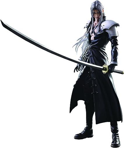 Square Enix Final Fantasy Advent Children Sephiroth Play Arts Kai Action Figure