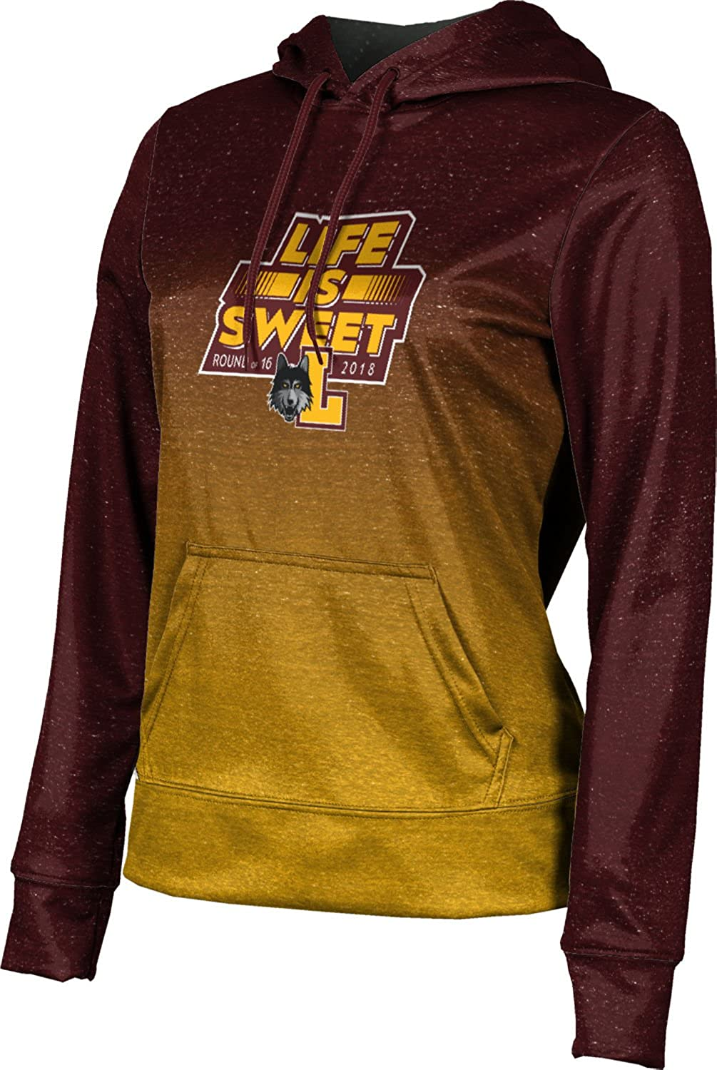 ProSphere Men/'s Loyola University Chicago Gameday Hoodie Sweatshirt Apparel