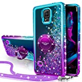 Silverback Galaxy S5 Case, Moving Liquid