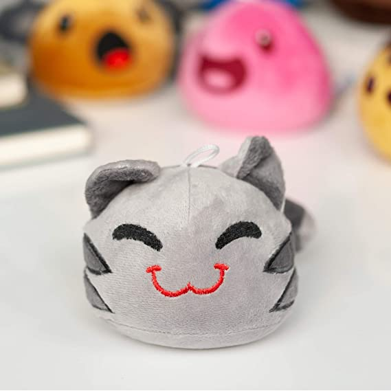 Slime Rancher Slime Plush Toy Soft Bean Bag Plushie | Tabby Slime, by Imaginary People