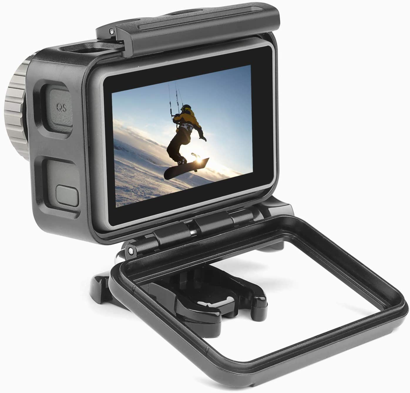 D/&F Frame Case Housing for DJI OSMO Action Camera Protective Skeloton Shell Cage Cover DJI Camera Accesories