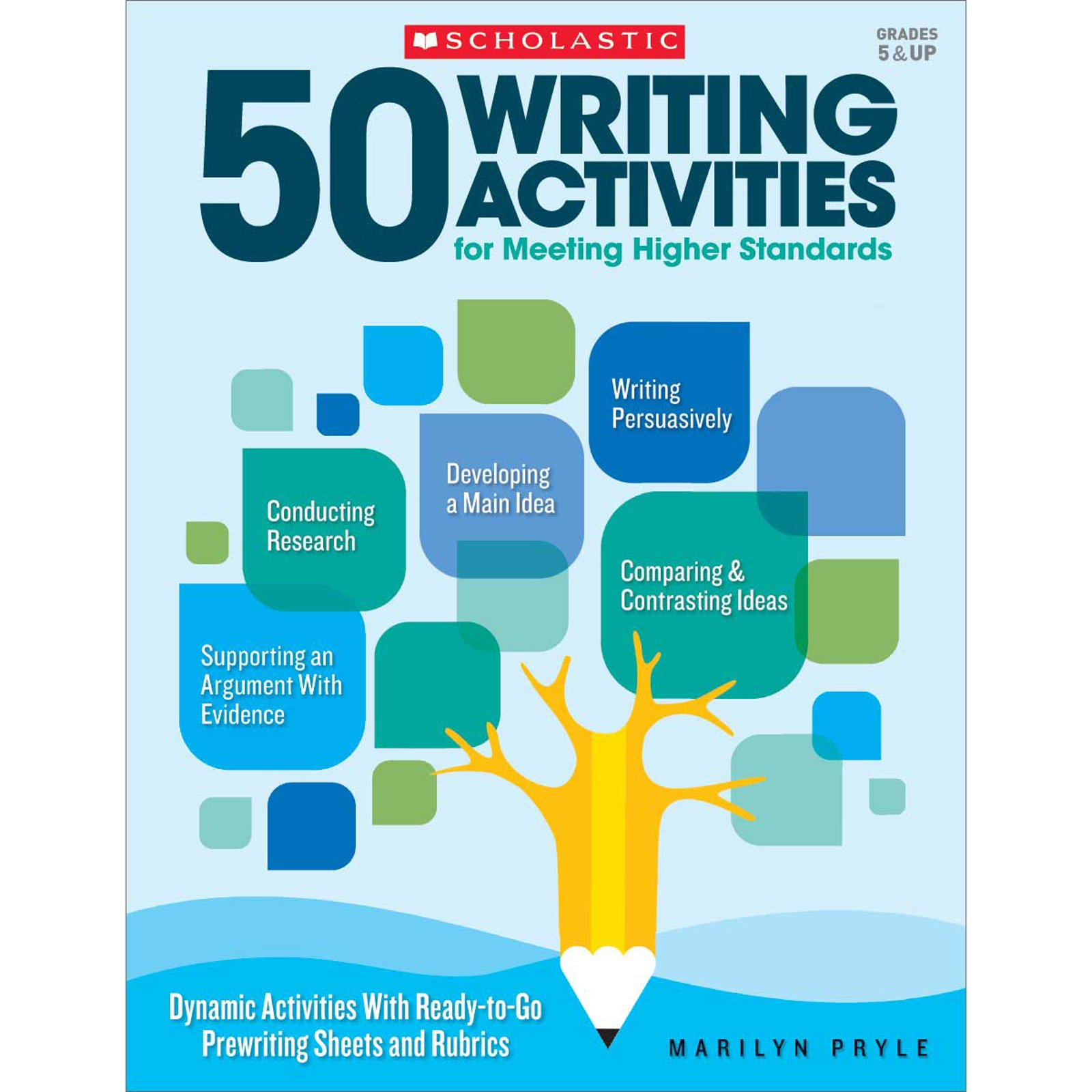 Buy 50 Writing Activities for Meeting Higher Standards