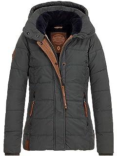 Naketano Damen Jacke Plata O Plomo Jacket: : Bekleidung