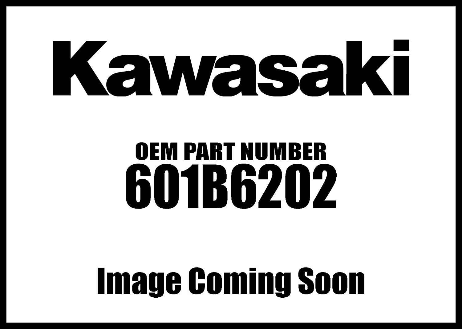 Kawasaki 1965-2018 250 Csr Belt Mule Sx Bearing Ball #6202 601B6202 New Oem