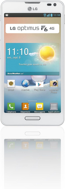 LG F6 - Smartphone Libre Android (Pantalla 4.5
