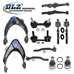 outer tie rod with Dlz 6 Pcs Front Suspension Kit 2 Upper Control Arm Ball Joint Assembly 2 Lower Ball Joint 2 Outer Tie Rod End For 2005 2006 2007 2008 2009 2010 Dodge Dakota 2006 2007 2008 2009 Mitsubishi Raider 8cf187943e262d48 on 140746981517 further Cat080b besides 252549183218 in addition Suspension 700 900 furthermore T6351013 Remove right.
