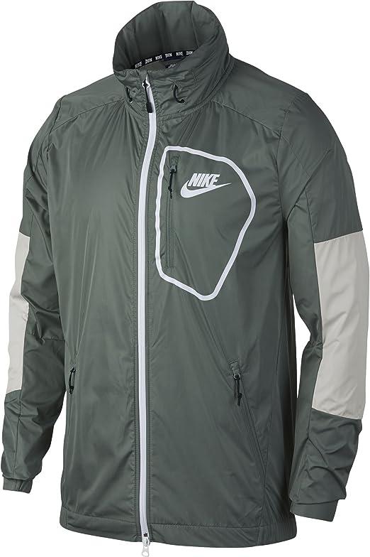 : Nike Men's Sportswear Advance 15 Jacket Green