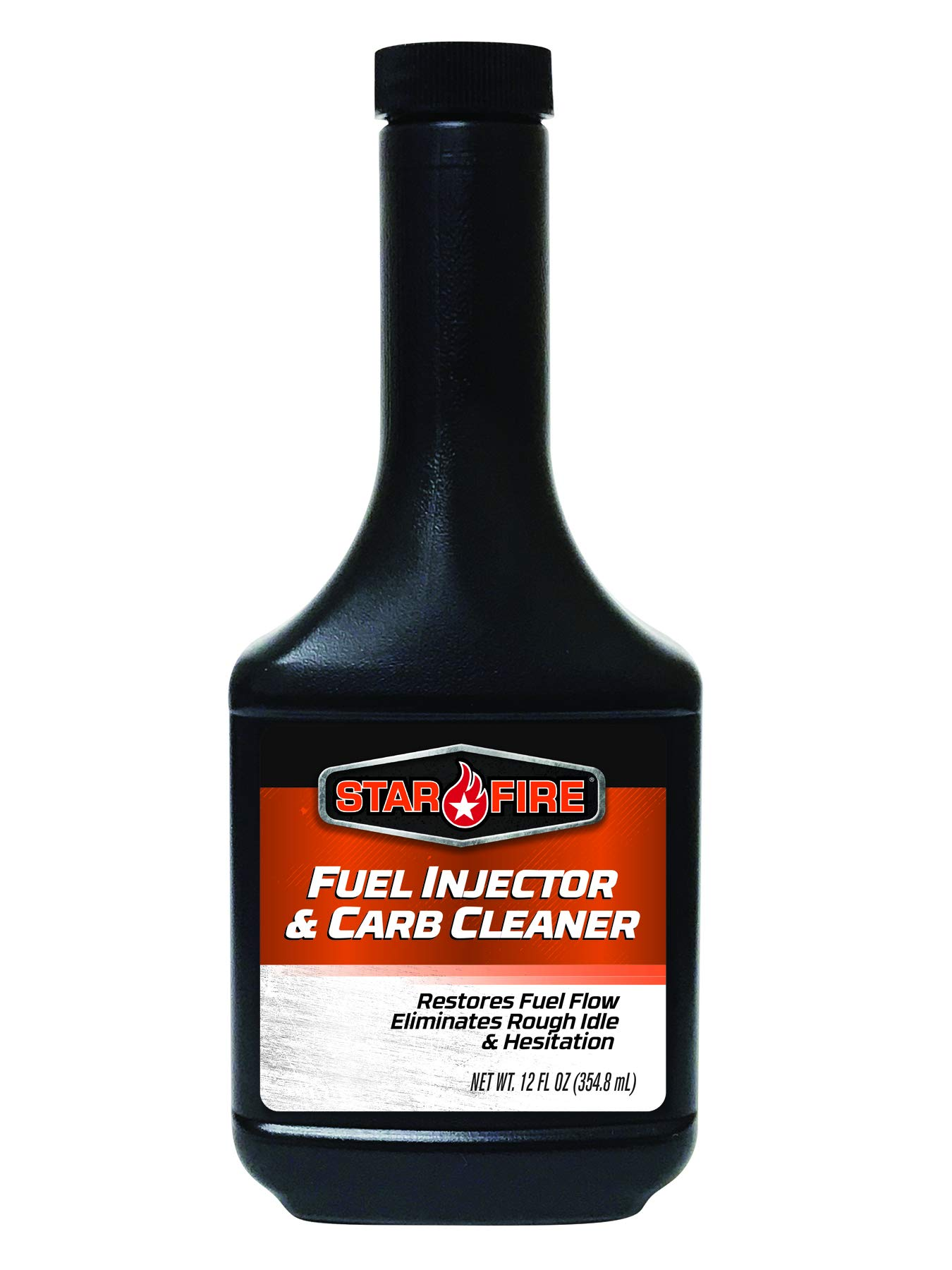 Star Fire Premium Lubricants Fuel Injector & Carb Cleaner 12/12OZ by Star Fire Premium Lubricants