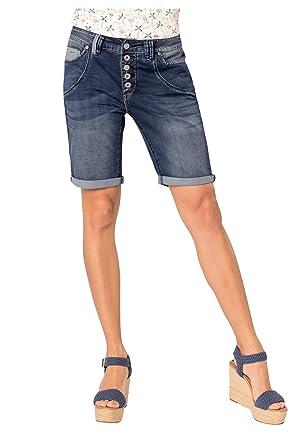 3b0d43614a7db Urban Surface Damen Jeans Bermuda-Shorts | Kurze Hosen aus Denim für den  Sommer