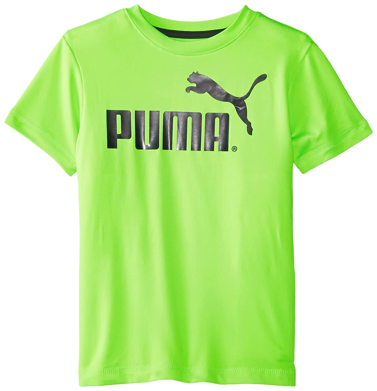PUMA Boys No.1 Logo Performance Tee