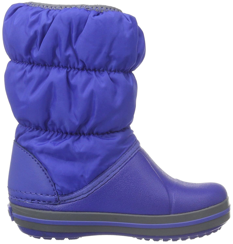 Crocs Winter Puff Boot Kid Bottes de Neige Mixte Enfant